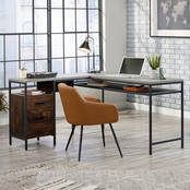 Sauder Market Commons L Desk