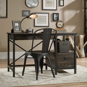 Sauder Steel River Desk