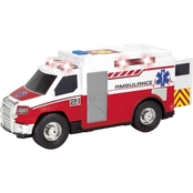 Dickie Toys Light and Sound Medical Responder