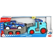 Dickie Toys Happy Truck with Trailer