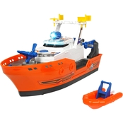 Dickie Toys Action Harbor Rescue with Light and Sound