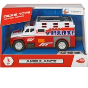 Dickie Toys Action Ambulance 6 in.