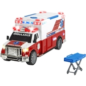 Dickie Toys Action Ambulance 13 in.