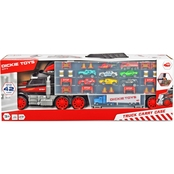 Dickie Toys Truck Carry Case Playset