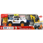 Dickie Toys Playlife Road Construction Playset