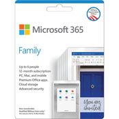 Microsoft 365 Family Military Edition 2020