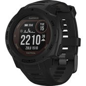 Garmin Instinct Solar Graphite Watch 010-02293-10