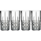 Marquis by Waterford Brady HiBall 15 oz. Set of 4