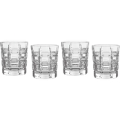 Marquis by Waterford Crosby Double Old Fashioned 10 oz. Set of 4