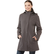 Anne Klein Softshell Coat with Hood