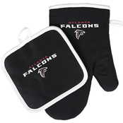 NFL Oven Mitt/Potholder 2 pc. Set
