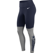 Nike NFL Dallas Cowboys Women's Logo Stack Leggings