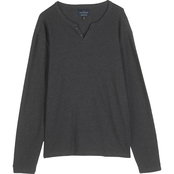 Lucky Brand Button Notch Thermal