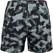 Under Armour Launch SW Camo Shorts, 5 in.
