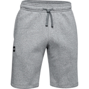 Under Armour Rival Fleece Shorts, 10 in.