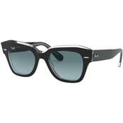Ray-Ban State Street Square Sunglasses 0RB2186