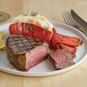 Kansas City Steak Co Filet and Lobster Dinner for 4