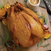 Kansas City Steak Co Fully Cooked Hickory Smoked Whole Turkey, 9 to 11 lb.