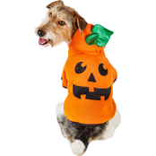 Bootique Jack O. Lantern Dog Hoodie Costume