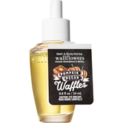 Bath & Body Works Pumpkin Pop Up Pumpkin Pecan Waffles Wallflowers Refill -
