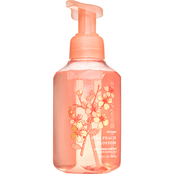 Bath & Body Works Warm Welcome: Foaming Soap Pink Peach Blossom