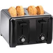 Hamilton Beach 4 Slice Toaster with Toast Boost