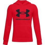 Under Armour Boys Rival Fleece Hoodie