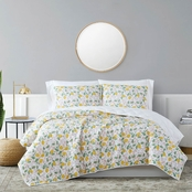 Brooklyn Loom Verbena 3 pc. Quilt Set