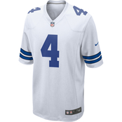 Nike NFL Dallas Cowboys Dak Prescott #4 Game Jersey