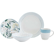 Baum Essex Elodie 16 pc. Dinnerware Set