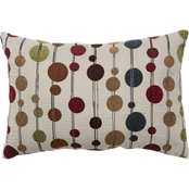 Brentwood Originals Hodgepodge Oblong Pillow 14x20 in.