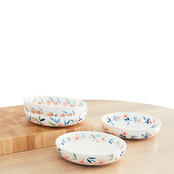 Baum Essex Spring Spree Collection Set of 4 Dinner Bowls