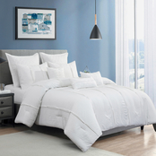 Elight Home Oliver 8 pc. Comforter Set