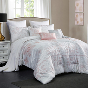 Elight Home Maryland Luxury 6 pc. Comforter Set