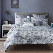 Elight Home Ferlin Luxury 7 pc. Comforter Set