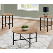 Chelsea Home Round Table 3 pc. Set