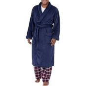 Izod Chevron Comfort Soft Robe