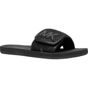 Michael Kors Women's MK Slides