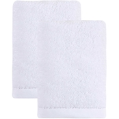 Ozan Premium Home 100% Genuine Turkish Cotton Horizon Hand Towels Set of 2