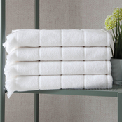 Ozan Premium Home Mirage Collection 100% Turkish Cotton Bath Towel 4 pk.