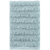 Ozan Premium Home Azure 100% Turkish Cotton Hand Towel
