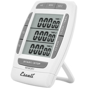 Escali Corp Triple Event Digital Timer