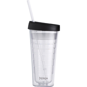 Ninja CF18TBLRS Hot and Cold 18 oz. Insulated Tumbler