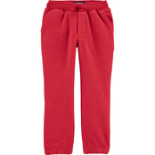 OshKosh B'gosh Toddler Boys Logo Fleece Joggers
