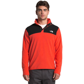 The North Face Glacier Snap Neck Pullover