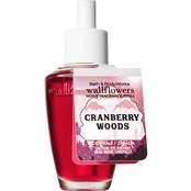 Bath & Body Works Fall Is Calling Cranberry Woods Wallflower Plug Refill
