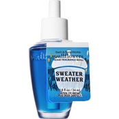 Bath & Body Works Fall Is Calling Sweater Weather Wallflower Plug Refill