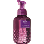 Bath & Body Works Warm Welcome Faceted: Foaming Soap Linen & Lavender