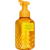 Bath & Body Works Warm Welcome Faceted: Foaming Soap Bright Citrus Sunflower