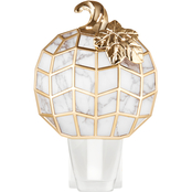Bath & Body Works Wallflower Fragrance Plug, Stained Glass Pumpkin